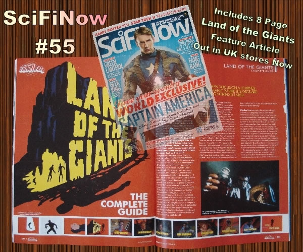SciFiNow issue 55