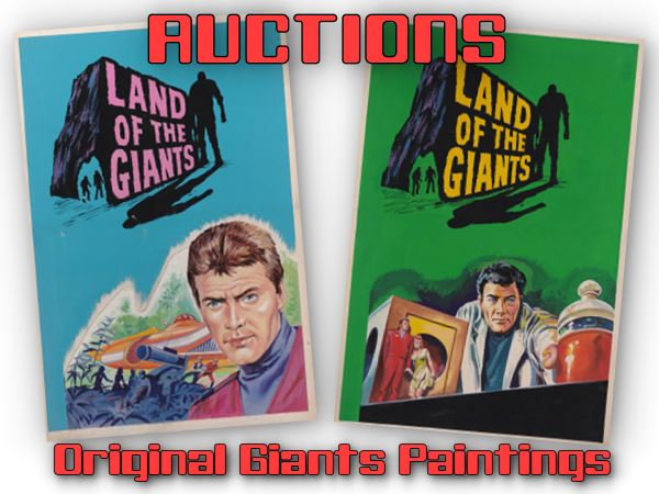 Land of the Giants Painting Auctions