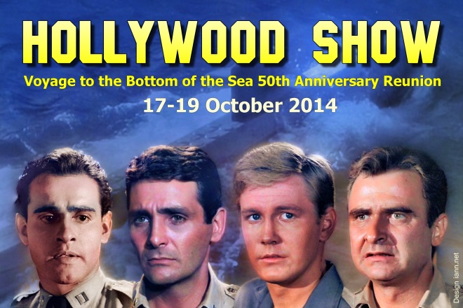 Voyage to the Bottom of the Sea at The Hollywood Show, 17-19 October 2014
