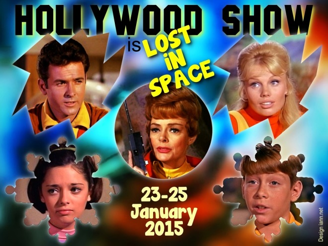 Lost in Space 50th Anniversary Reunion at The Hollywood Show
