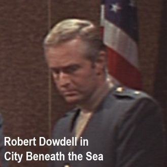 Robert Dowdell in City Beneath the Sea