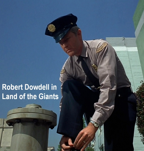 Robert Dowdell in Land of the Giants