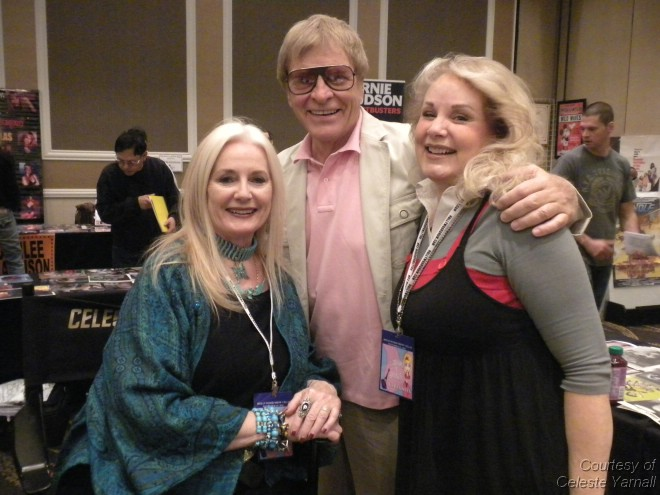 Celeste Yarnall, Gary Conway and Heather Young