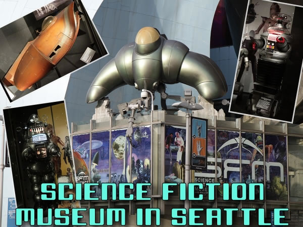 Seattle Science Fiction Museum
