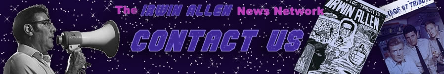 Contact details for the Irwin Allen News Network
