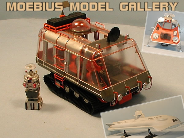 Moebius Model Gallery