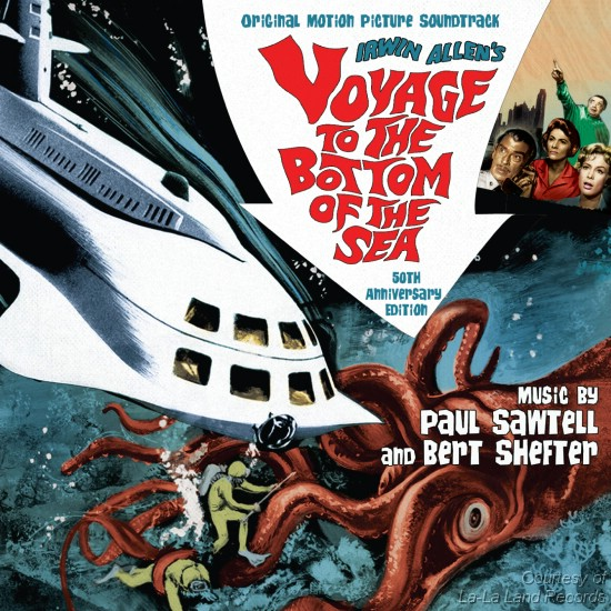 Voyage to the Bottom of the Sea: 50th Anniversary Limited Edition CD