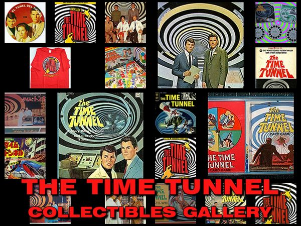 The Time Tunnel Collectibles Gallery