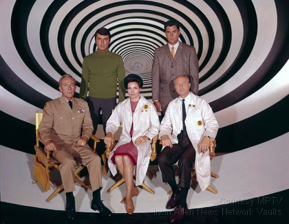 The Cast of the Time Tunnel